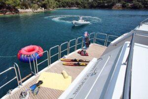 Motor Yacht Charter Turkey