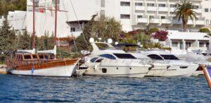 Yacht rental in Turkey.